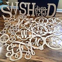Order By Name Wooden Design