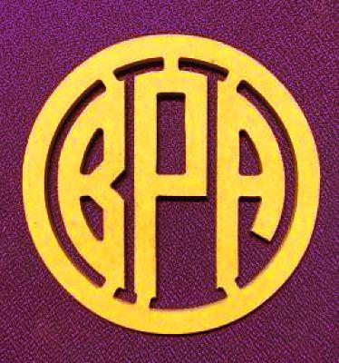 3 Letter Circle Frame Monogram