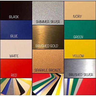 ACM Color Choices