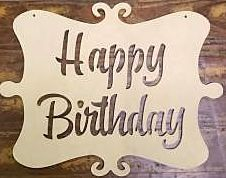 Birthday/Celebration Designs